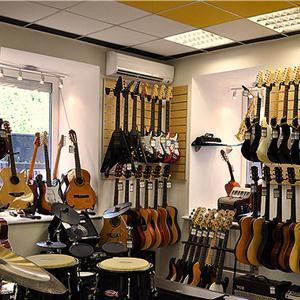 Музыкальные магазины Муслюмово