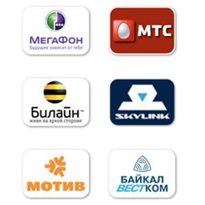 Операторы сотовой связи Муслюмово